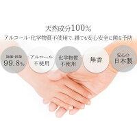 除菌液ノンアルコール除菌除菌抗菌液CleanseEXクリアンスEX165ml(スプレーボトル付)消毒液天然成分ウィルスウイルス敏感肌アルコール過敏症携帯用ポケットサイズミニサイズウイルス対策日本製送料無料持ち歩き手手指