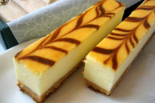 ベークドチーズケーキ(スティックタイプ)