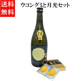 日本酒 ウコングミと月光セット