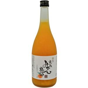 【日本酒】完熟みかん梅酒 720ml