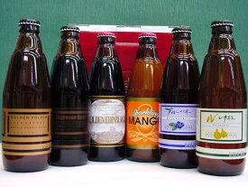 ゴールデン・ケルシュ、エスプレッソ、ゴールデン・エディンバラ、マンゴー、ブルーベリー、ル・レクチェ 新潟ビール(株)の6本化粧箱入りセット VOL.3 300ml×各1本入り