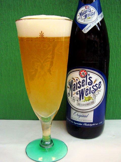 マイセルズ・ヴァイス 500ml ドイツビール、ヴァイスビア(小麦ビール)
