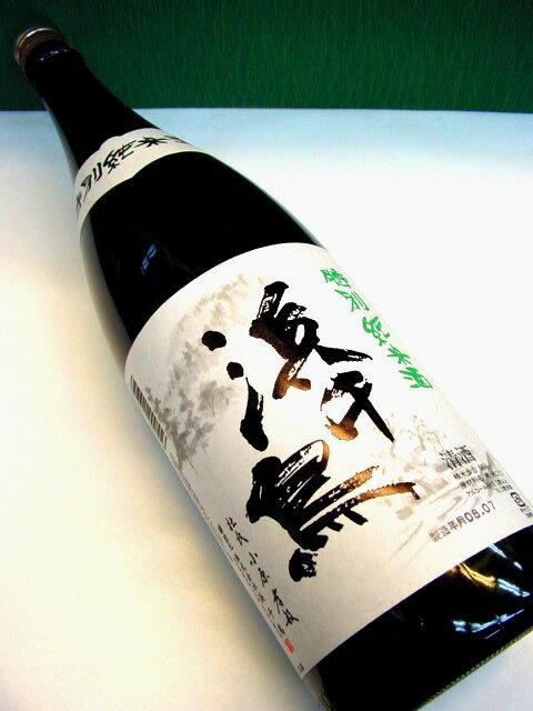 浜千鳥 特別純米酒 1800ml 岩手県釜石市、(株)浜千鳥