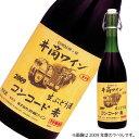 【井筒無添加生にごりワイン 2020(赤)】:井筒ワイン(720ml)(箱なし))[お取り寄せ ワイン 長野県]【RCP】