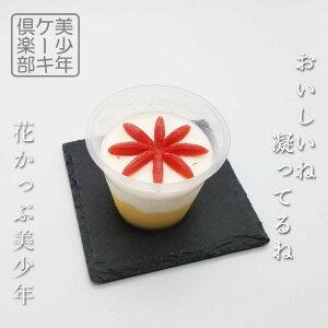 花 かっぷ 美少年 りんごカスタード パイ 8個入り カスタード パイ 林檎 かわいい 可愛い ミニケーキ カップケーキ デザート 洋菓子 スイーツ ごほうび お取り寄せ プレゼント 贈り物 母の