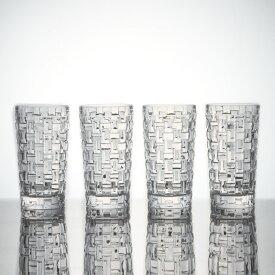 ナハトマン ボサノバ ロングドリンク グラスセット (4個入) ウイスキー 焼酎 ソフトドリンク グラス Nachtmann 正規品 おしゃれ ギフト プレゼント