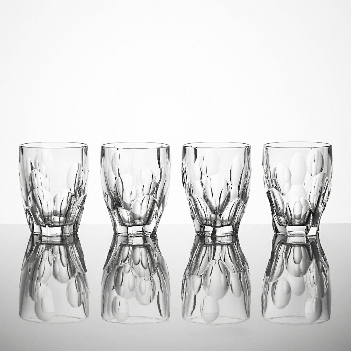 ナハトマン スフィア タンブラー グラスセット (4個入) ウイスキー 焼酎 ソフトドリンク グラス Nachtmann 正規品