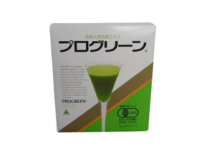 プログリーン・大麦葉 180g (3g×60スティック)日本薬品開発株式会社(離島・沖縄送料+500円)注文確定後加算されます。