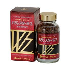 日本クリニック バランスターWZ 480粒 2023年以降の賞味期限です(流通維持の為シリアルナンバーは除去しております。外箱のシュリンクとハガキなし)
