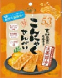 こんにゃくせんべい 生姜醤油味(こちらの商品は取り寄せとなりますのでお届け迄に7日程度かかります。)