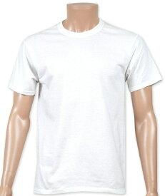 ヘインズインナーウエアー人気の魂シリーズ_ビジカジ魂クルーネックTシャツ(2色あり)綿100%_3サイズ