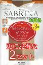 【5月限定クーポン】【楽天最安値に挑戦】SABRINA サブリナ パンスト ストッキング、日本製 伝線しにくい3枚セット×2…