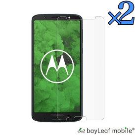 Motorola Moto G6 Plus 強化ガラスフィルム 液晶保護 旭硝子製 飛散防止 硬度9H ラウンドエッジ 0.3mm おうち時間 ステイホーム