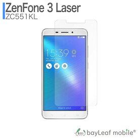 ZenFone 3 Laser ZC551KL 硬度9H ガラス 保護フィルム ASUS 強化ガラスフィルム