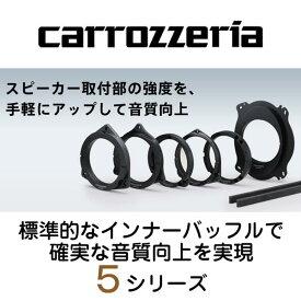 【carrozzeria】カロッツェリア高音質インナーバッフルスタンダードパッケージ UD-K5210(ホンダ用)【FIT、CR-V、ヴェゼル、N BOX等】