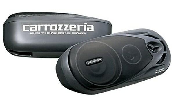 【carrozzeria】カロッツェリア TS-X180 密閉式3ウェイスピーカーシステム