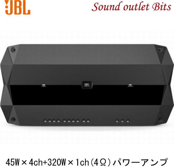 【JBL】CLUB 450545W×4ch+320W×1ch(4Ω)パワーアンプ