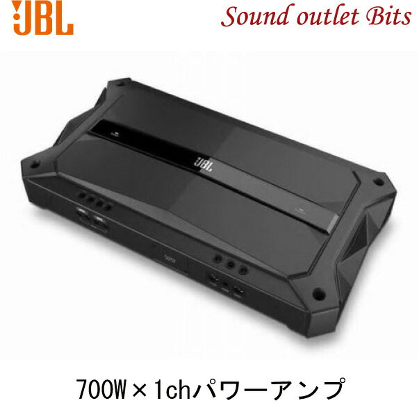 【JBL】スタジアムアンプ GTR1001700W×1ch(4Ω)パワーアンプ