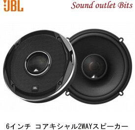 【JBL】STADIUM GTO6206インチ コアキシャル2WAYスピーカー