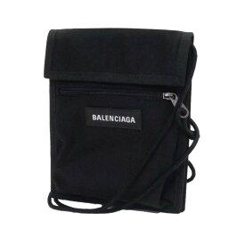 (バレンシアガ)BALENCIAGA メンズショルダーバッグ EXPLORER POUCH / 532298 9TYY5 ブラック