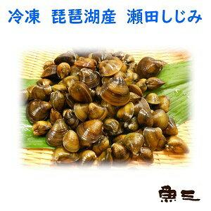 びわ湖産天然【冷凍・瀬田しじみ(セタシジミ)500g】