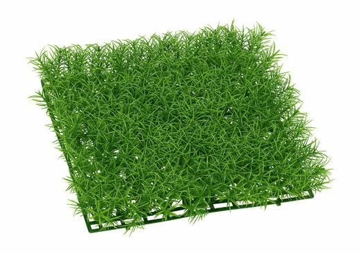 人工芝 スプリンゲーリーガーデンマット  (造花 人工 草 芝マット 屋外使用OK グリーン 情景)