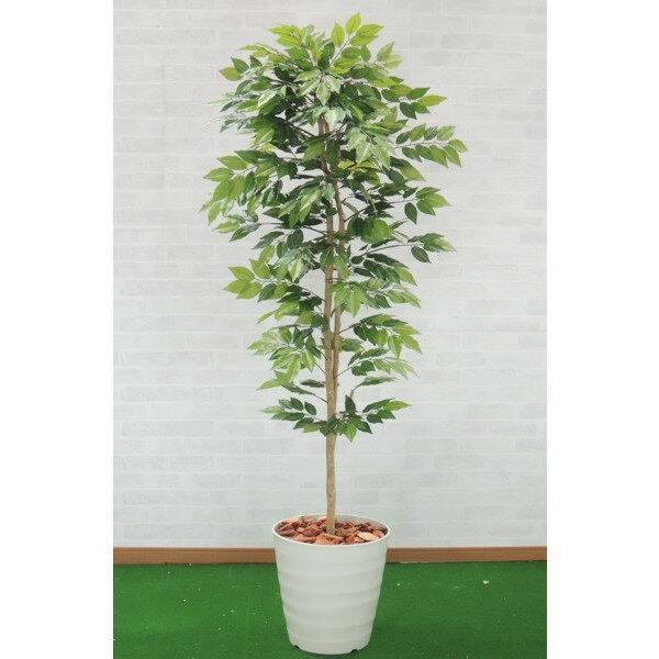 ケヤキ 180cm (人工観葉植物 樹木 造花 フェイクグリーン 1.8m)