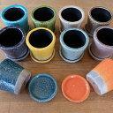 カラーグレーズポットColor Glazed Pot mini 2号【植木鉢/おしゃれ/ダルトン/プランター/陶器鉢/DULTON】