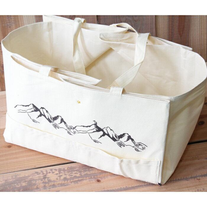 クライマーズバッグ【収納/かばん/小物入れ/ケース/折りたたみ式】