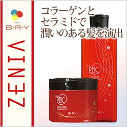 BRY ブライ ゼニア PHC C シャンプー 210ml & トリートメント 210g お得セット / BRY ZENIA PHC C SHAMPOO 210ml & Treatment 210g