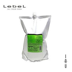 Lebel ルベル イオ リコミント クレンジング アイシーICY 2500ml詰替え シャンプー 清涼感 スッキリ うるおい シリコーンフリー
