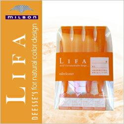 MILBON ミルボン ディーセス リーファ LIFA オイルリリーサー皮脂クレンジング剤 9ml×4