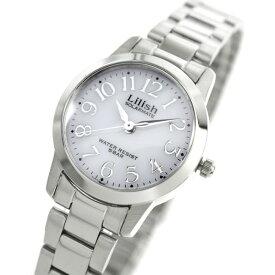送料無料 腕時計 レディース CITIZEN シチズン Q&Q LILISH リリッシュ レディース ソーラー 腕時計 H997-900 ギフト プレゼント クリスマス