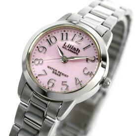 腕時計 レディース CITIZEN シチズン Q&Q LILISH リリッシュ レディース ソーラー 腕時計 H997-901【newyear_d19】 ギフト プレゼント