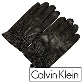 [あす楽対応]送料無料 カルバンクライン手袋 CalvinKleinグローブ Calvin Klein 手袋 カルバン クライン レザー グローブ ウィズ コントラスト ステッチ 77003 LEATHER GLOVE CONTRAST メンズ レディース /CK-77003 [ブランド 冬物 おしゃれ シンプル]