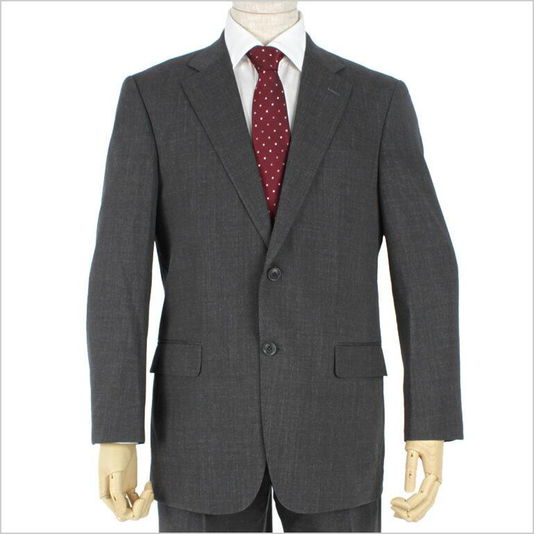 ビジネススーツ 【訳あり価格】ノーブランドだから低価格でも高品質 男性 スーツ 2つボタン/メンズ[こだわり品質/メンズ/グレー系/ビジネススーツ/リクルートスーツ/スーツ・セットアップ/紳士服/2ボタン/2釦/SUIT] ギフト ハロウィン