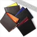 財布二つ折り財布 ウォレット 二つ折り財布 財布 ウォレット 紳士 メンズ 男性用/ID-2503- [牛革 ビジネス 大人 カラ…