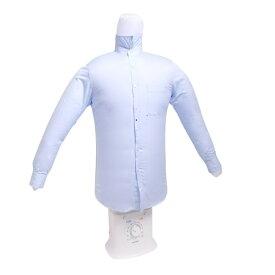 【25日店内全品P5倍】衣類乾燥機 小型 TKNICLOS サンコー シワを伸ばす乾燥機 アイロンいら〜ず2 ワイシャツ 下着 靴下 早い 温風 自室式 タイマー付