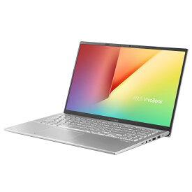 ASUS エイスース ノートパソコン VivoBook 15 X512DA X512DA-BQ1136T 15.6型/Ryzen 7 /メモリ 8GB/SSD 512GB/Windows 10 /Office付き/シルバー 【新品】