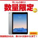 【訳あり新品・送料無料】Apple iPad Air 2 Wi-Fiモデル 16GB MGL12J/A スペースグレイ【即納可能商品】