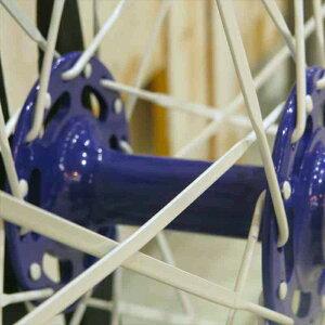 『FUN』【SODAリム】ブルー※フロントホイール単品[ピスト][パーツ][ピストパーツ][リム][ホイール][完組][クリンチャー][自転車]