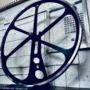 『FUN』【700C クローバーリム】ブラック※フロント単品[ピスト][パーツ][ピストパーツ][リム][ホイール][完組][700C][ライダーズカフェ]