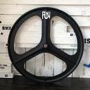 FUN Z3(ジースリー) ホイール 700C※フロントホイール単品ピストバイク ピスト ピストホイール ピストパーツ マグネシウムホイール バ…