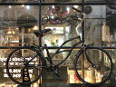 ノーパンク自転車 FUN EASY ビーチクルーザー 24インチ 完成車マットブラック クルーザー おススメ ビーチクルーザー24インチ ノーパン…
