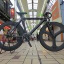 オーダーメイド 自転車 ピスト バイク 完成車 シングルスピードマットブラック FUN Airフレーム(アルミフレーム)ご購入前に注意事項を必ずご確認ください。