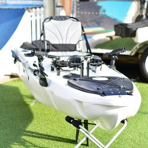 SUBURBAN ディフェンダー ペダルドライブ360クラウドホワイト【フィン式ペダルドライブ】 2021モデル10.5ft カヤック ペダルカヤック シットオンカヤック シーカヤック アウトドア フィッシング