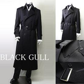 【BLACK GULL】メンズ ステージ衣装 コスチュームロック バンド衣装 男性【品番/デザイン】C-449ナポレオン ロングコート【送料無料】