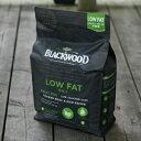 <ブラックウッドLOW FAT/シニア&ダイエット/7.2kg(3.6kg×2袋)>米国最高級ドッグフード 正規品 BLACKWOOD