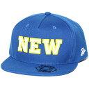 7UNION 7ユニオン NEW Snapback Cap スナップバック キャップ 帽子 ブルー