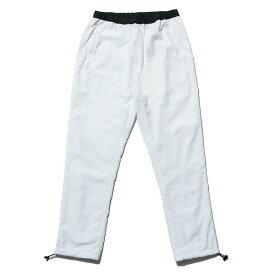 送料無料 NINE RULAZ LINE ナインルーラーズ Nylon Track Pants ナイロンパンツ トラックパンツ メンズ NRSS17-014 ホワイト